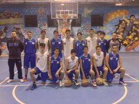 Torneo Eurocamp: in partenza i ragazzi dell'Under 17 CB Pianura