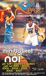 Under 17 Ecc: Al Vivi Basket il derby del Polifunzionale