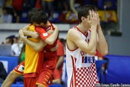 Europei latini: la Spagna sorprende la Croazia e domani se la gioca con noi