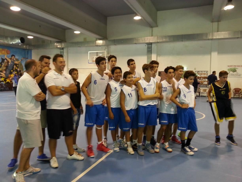 Torneo Vivi Basket U15: vince Vivi Basket