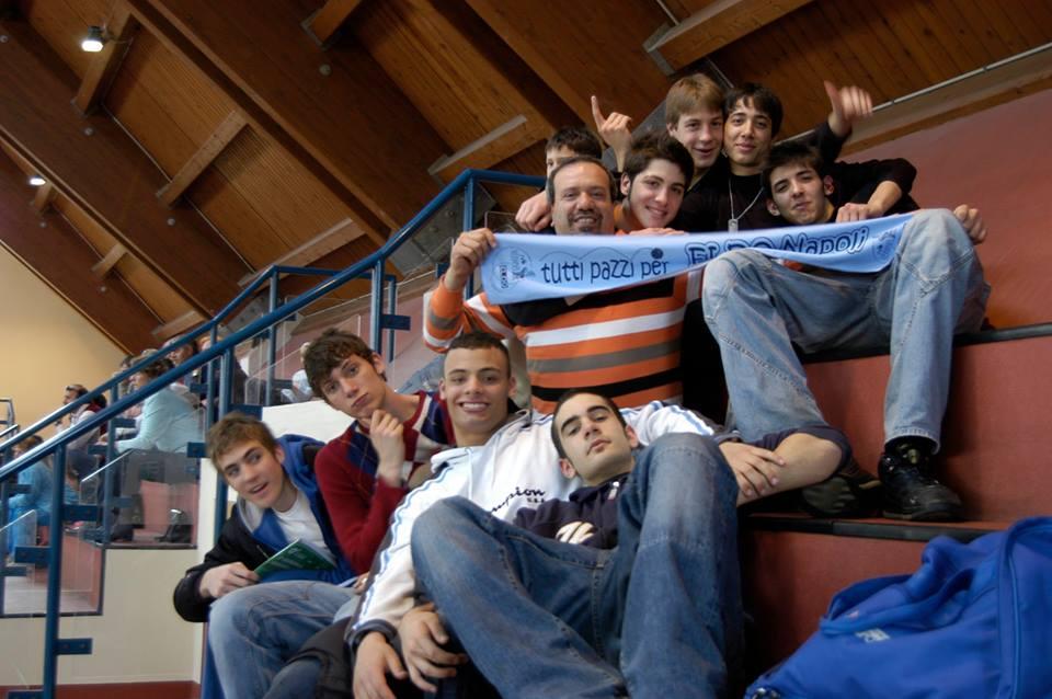 Ciao Frediano: Vivrai con noi nel Basket!