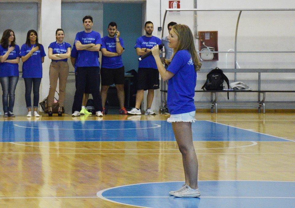 """""""Tengo l'arteteca"""" Vivi Basket: fare cultura con lo sport"""