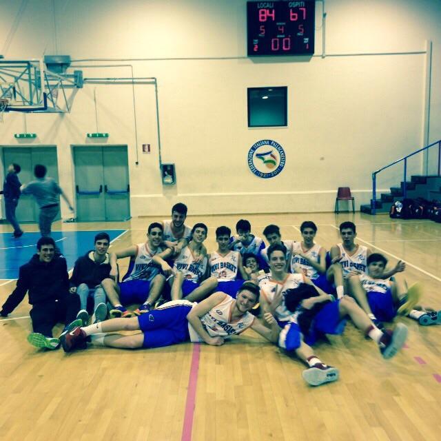 Under 17 Eccellenza: Vivi Basket vince la seconda con Francavilla