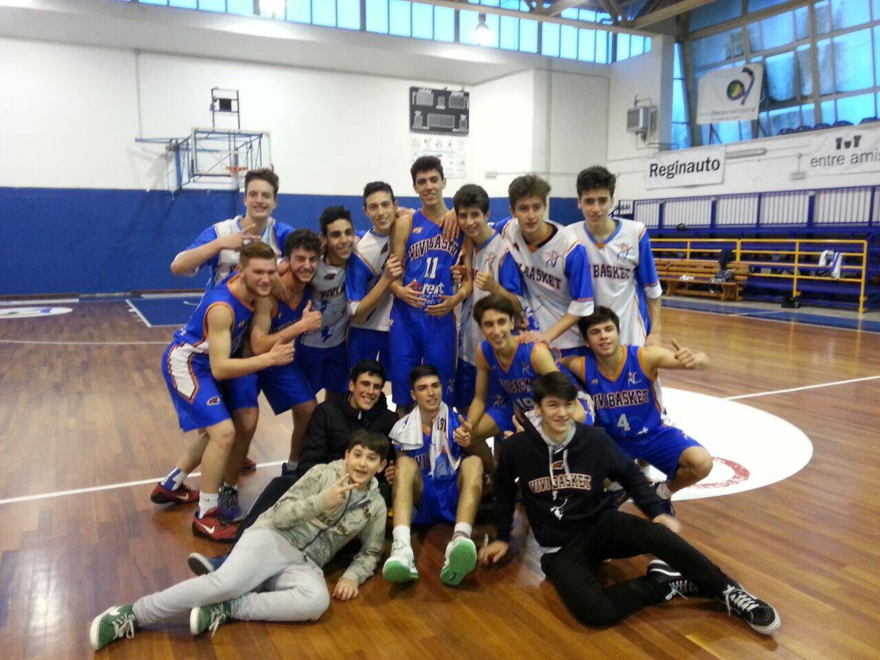 Under 17 Eccellenza: bella vittoria dei Lamberti's boys a Pozzuoli