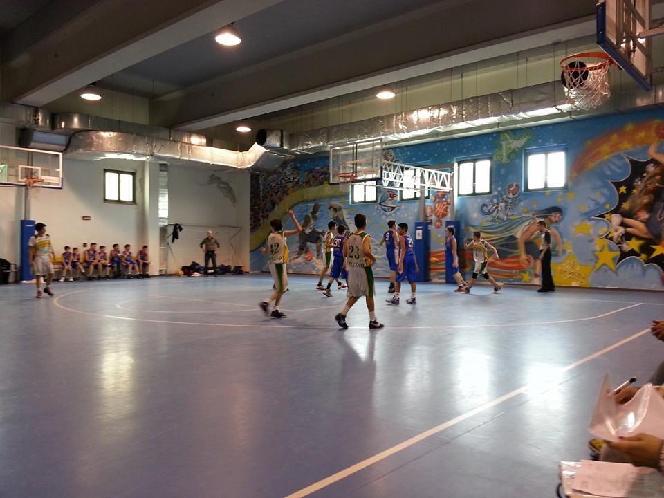 Under 13 Elite: Freccia Blu Vivi Basket con Avellino