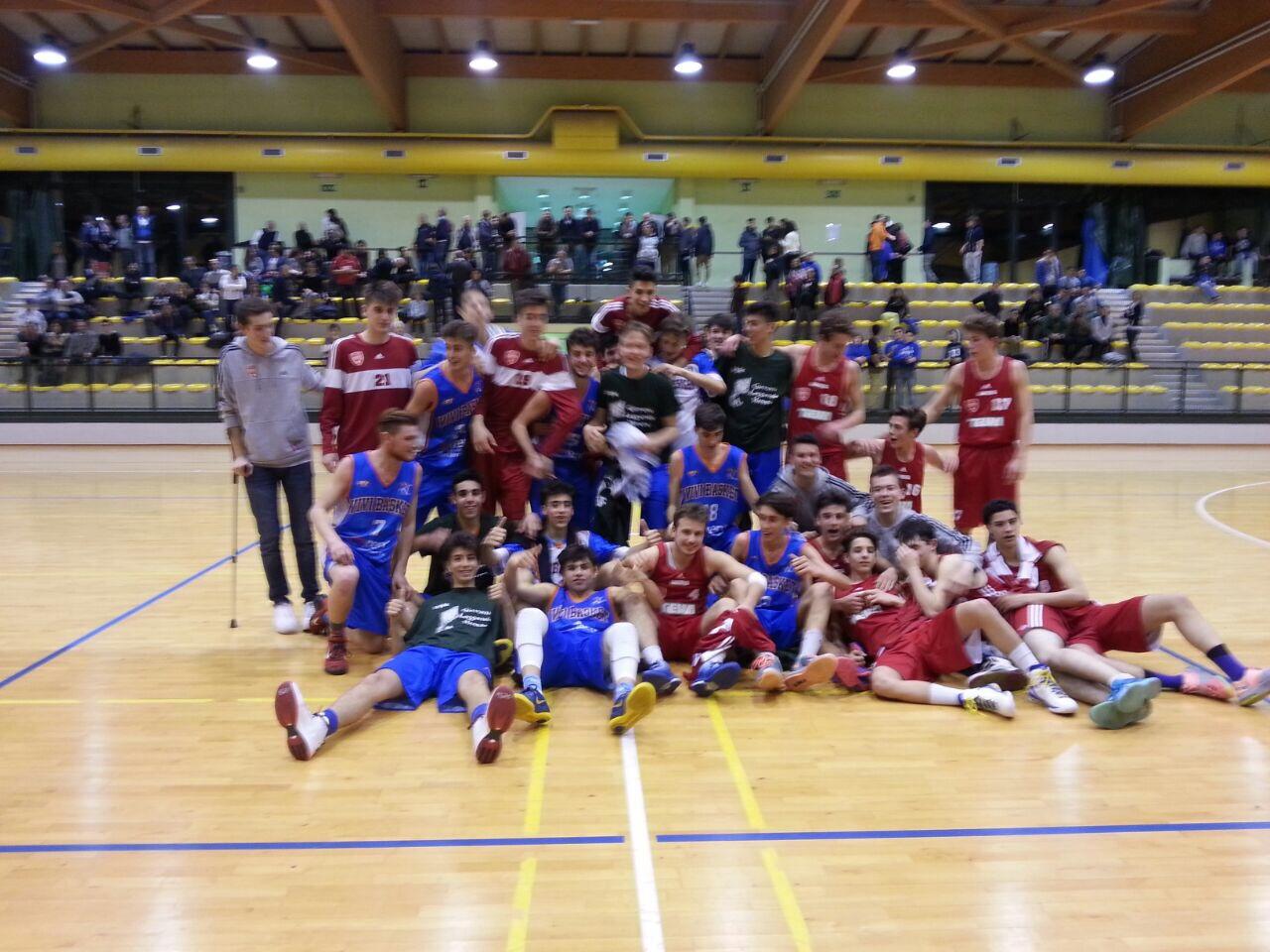 Torneo Giovani Leggende: Varese è più forte, Vivi Basket lotta