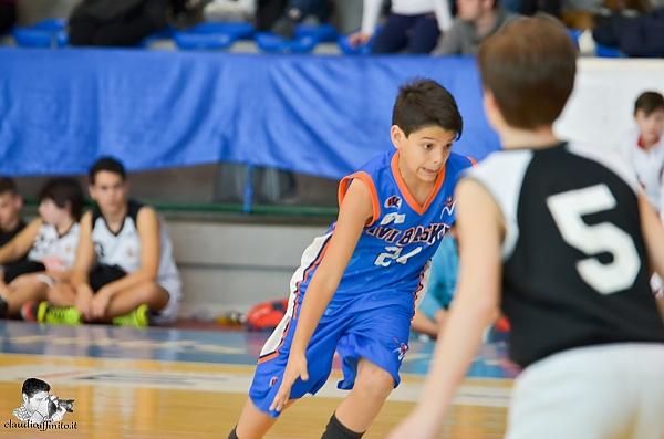 Under 13 Elite: Vivi Basket cede a Portici