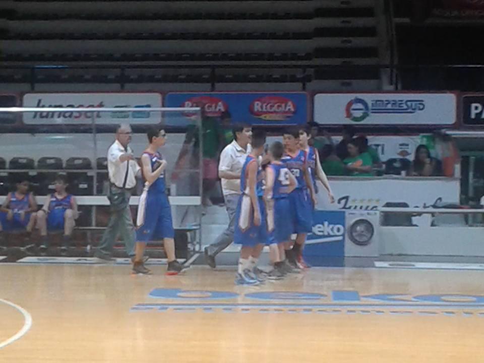 Under 13 Elite – final four: Delfes gioca alla grande, Vivi Basket orgogliosi del nostro quarto posto