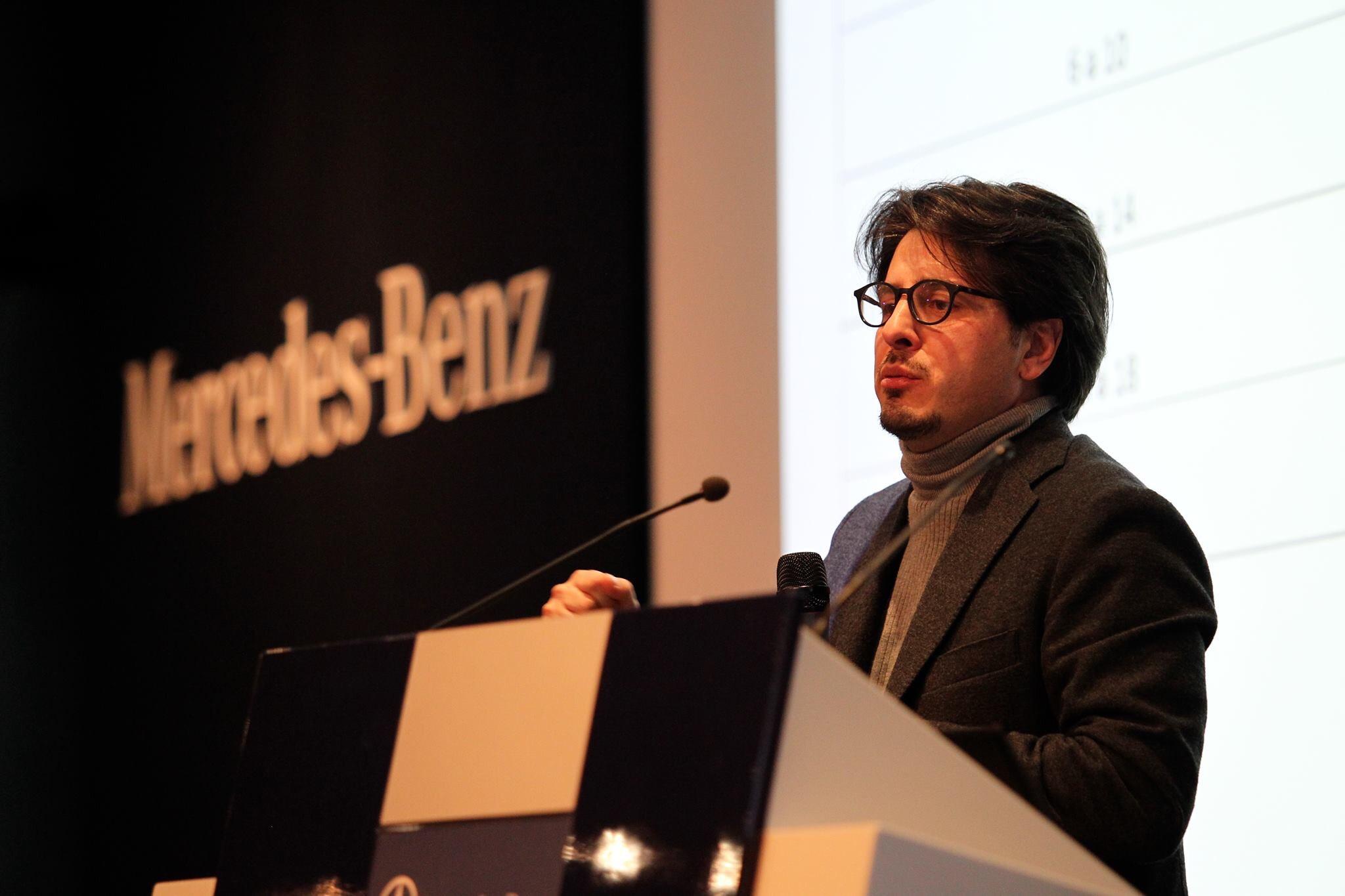 Arnaldo Rossi, la responsabilità di lavorare insieme