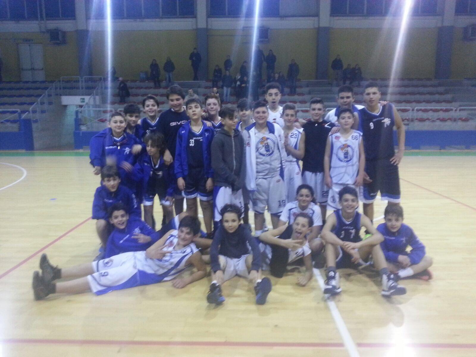 U13 Elite: Vivi Basket passa a Casalnuovo