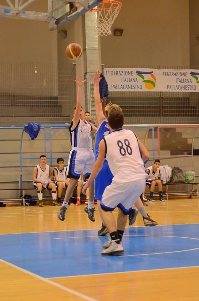 Under 15 Eccellenza: bella vittoria Vivi Basket che riscatta l'andata