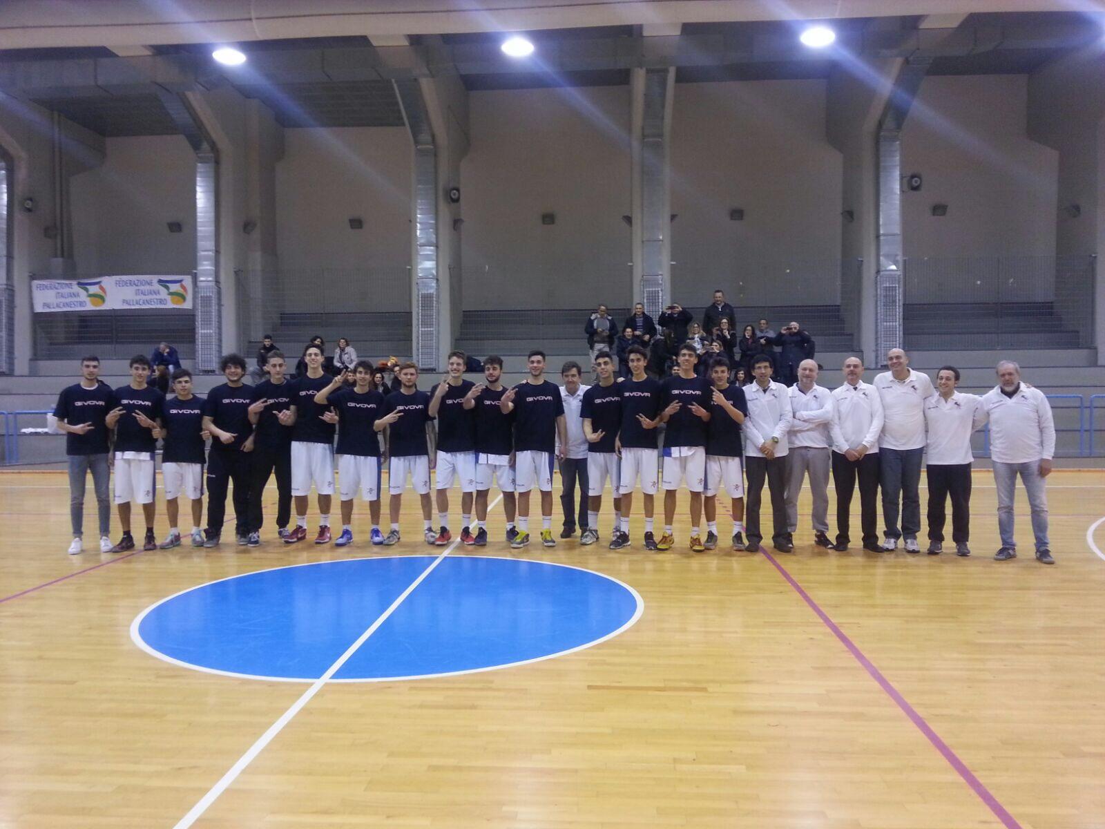 Under 18 Eccellenza, Vivi Basket tocca quota 100!