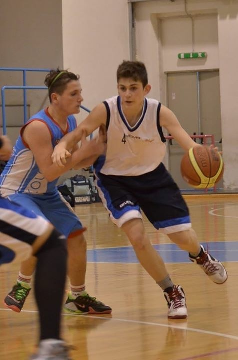 Under 14 – Join The Game: On the road to Jesolo, Jacopo Agostini