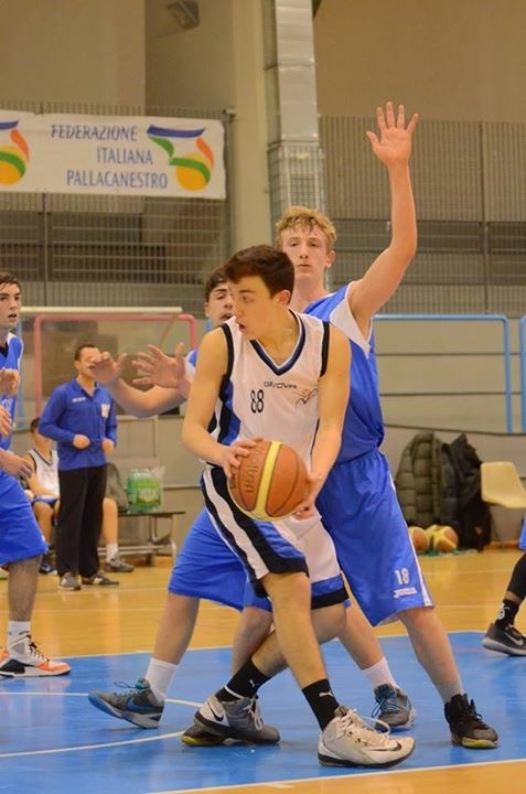 Under 14 – Join The Game: On the road to Jesolo, Matteo Paterniti