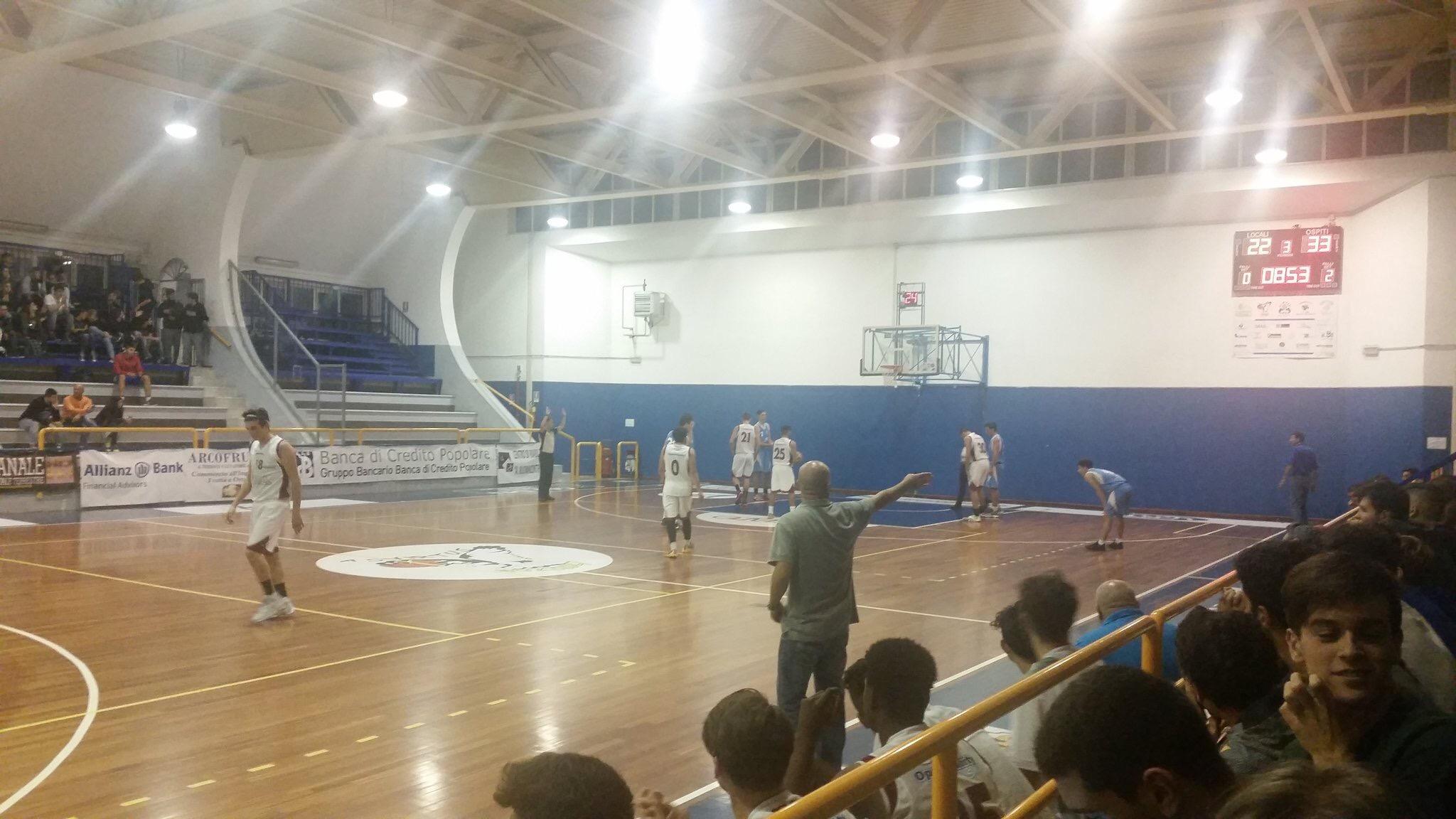 Under 18 Eccellenza: Vivi Basket vince con autorità a Pozzuoli