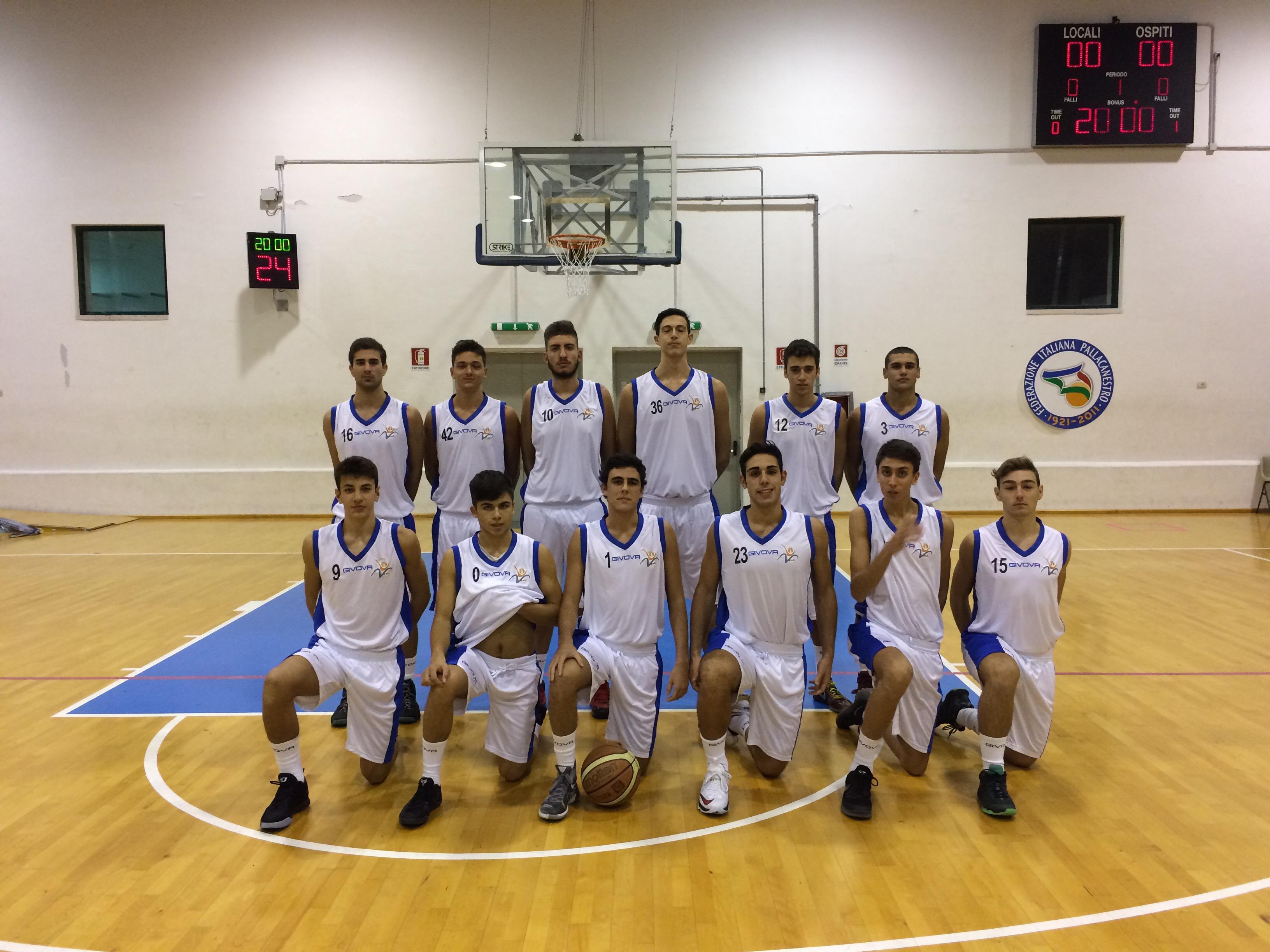Under 18 Ecc: gran difesa per Vivi Basket