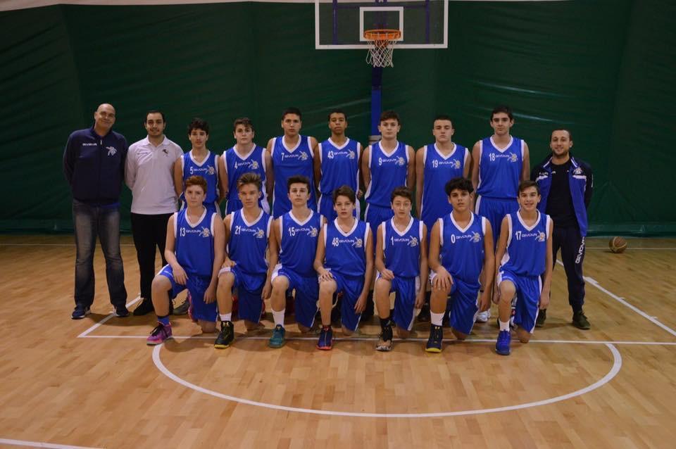 Torneo HSC Under 15: Vivi Basket sconfitta al foto finish