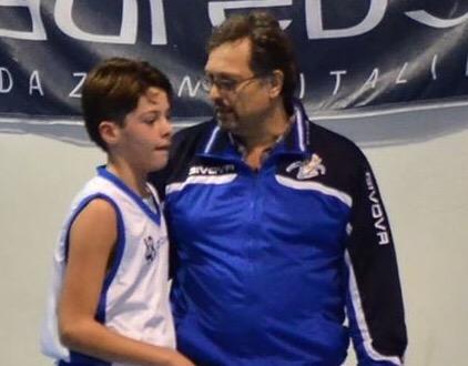 Under 14 Elite: Vivi Basket in crescita vince con Portici