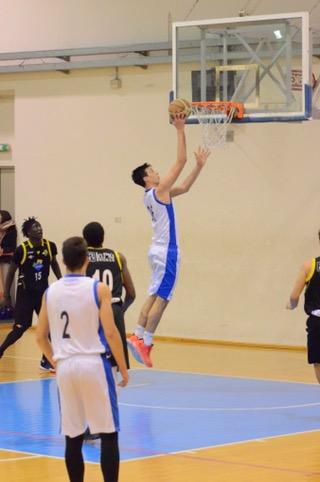La Nazionale premia Vivi Basket