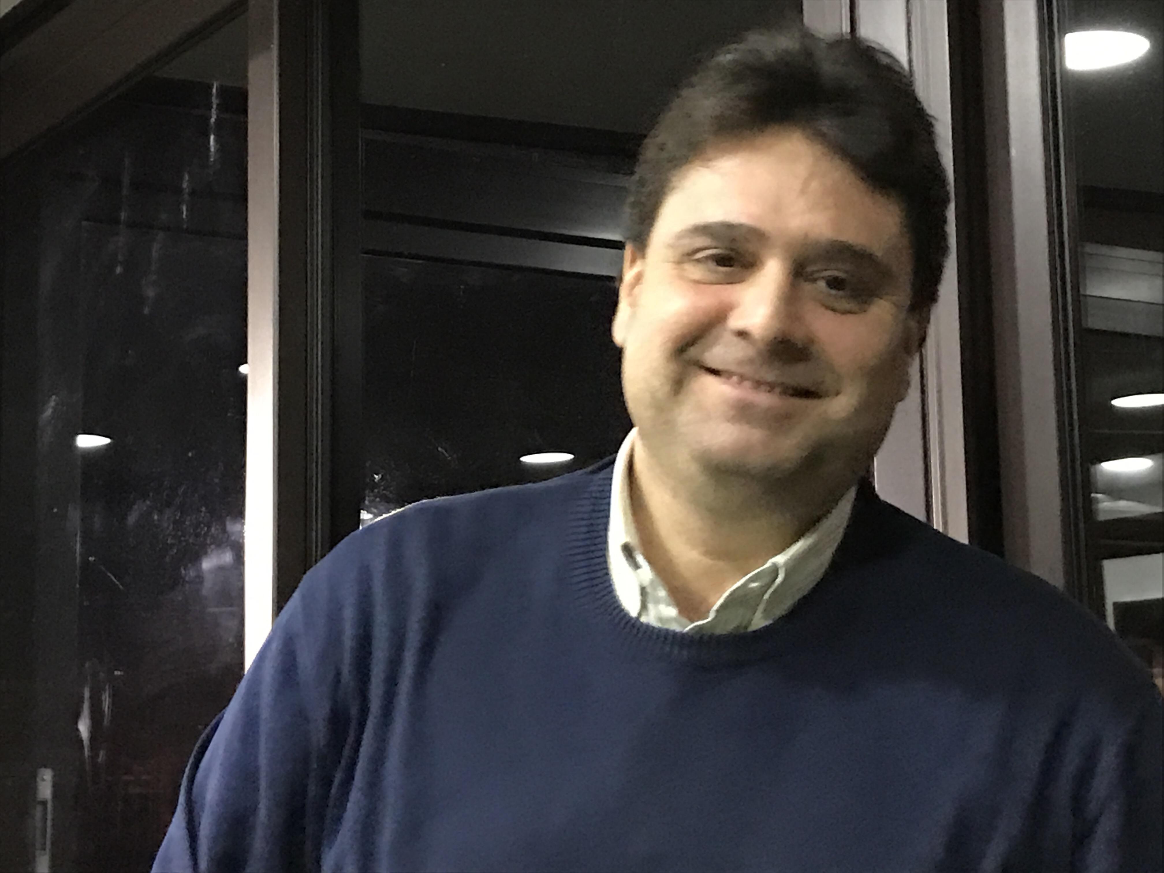 Megaride Basket: Valentino Parascandola nuovo collaboratore di Alfredo Lamberti