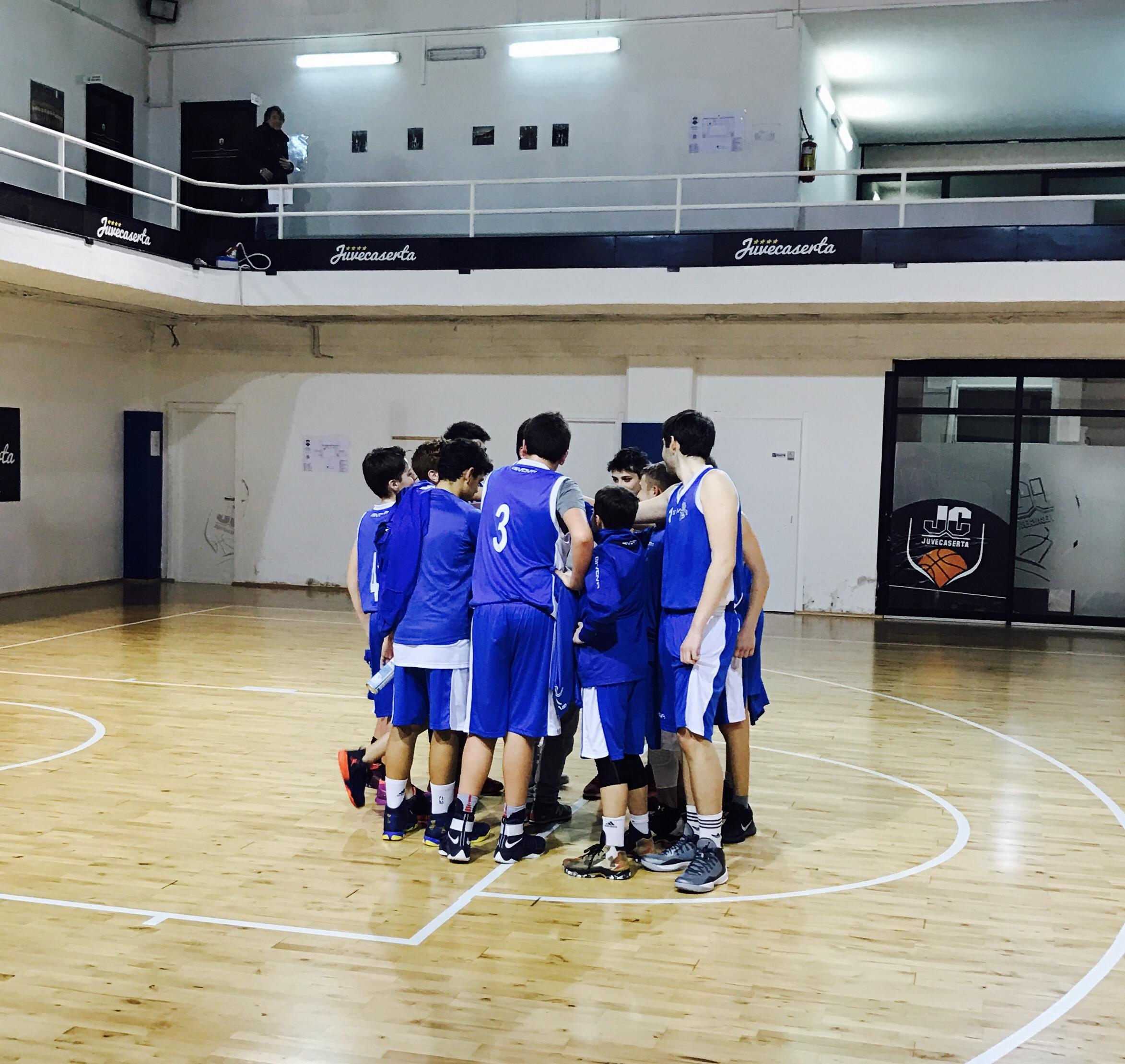 Under 14 Elite: Vivi Basket vince con la Juve Caserta