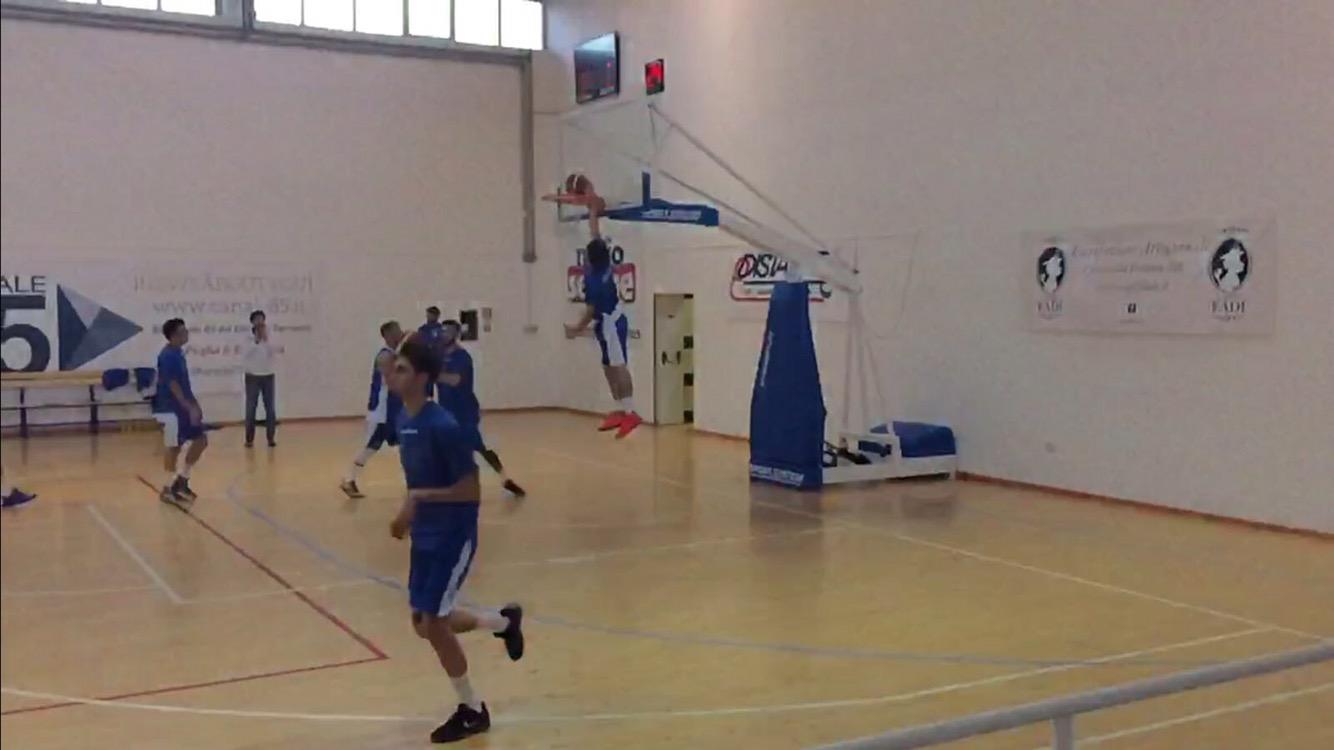 U18 Eccellenza: Vivi Basket sbanca Brindisi