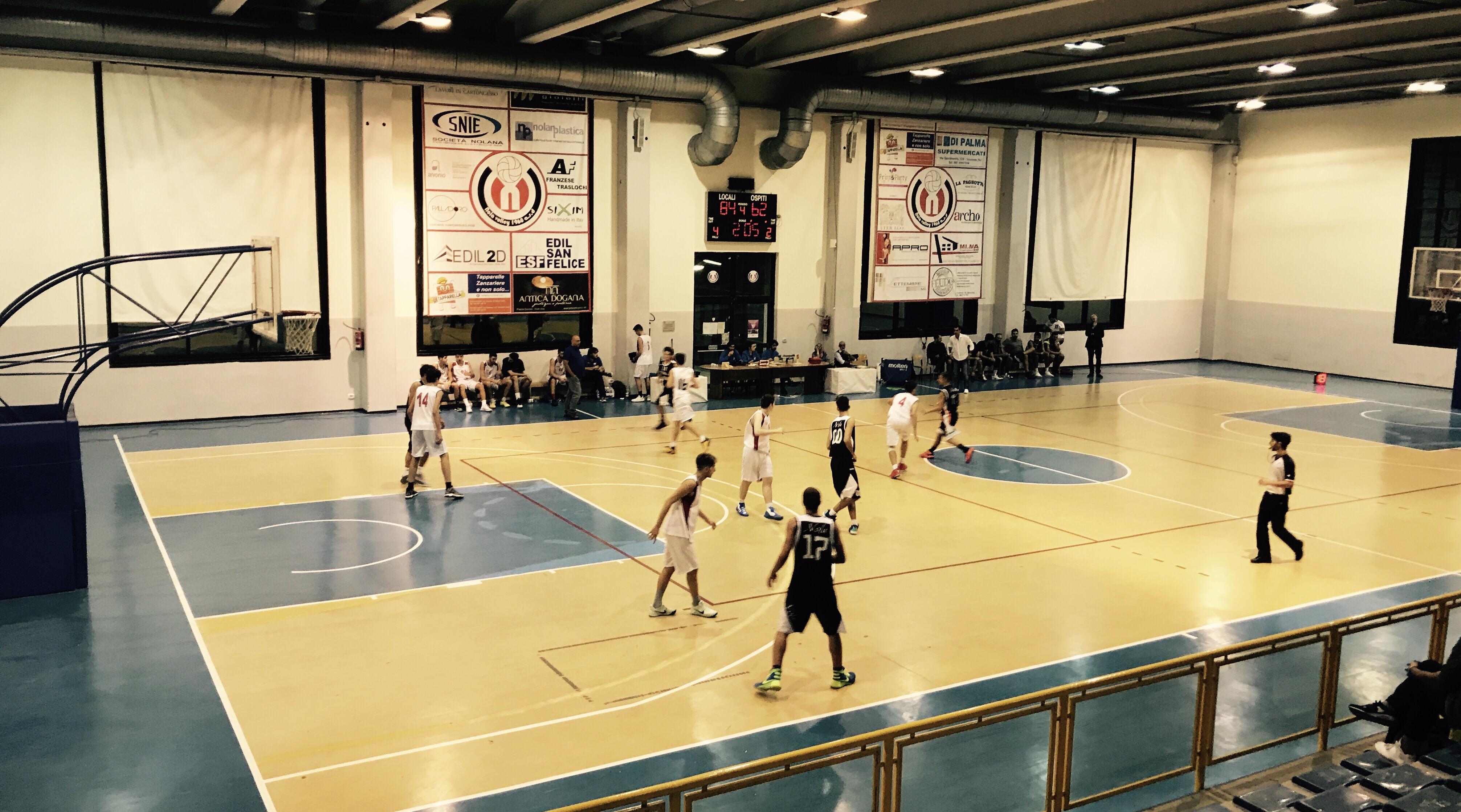 Serie C: Nola vince con la Megaride