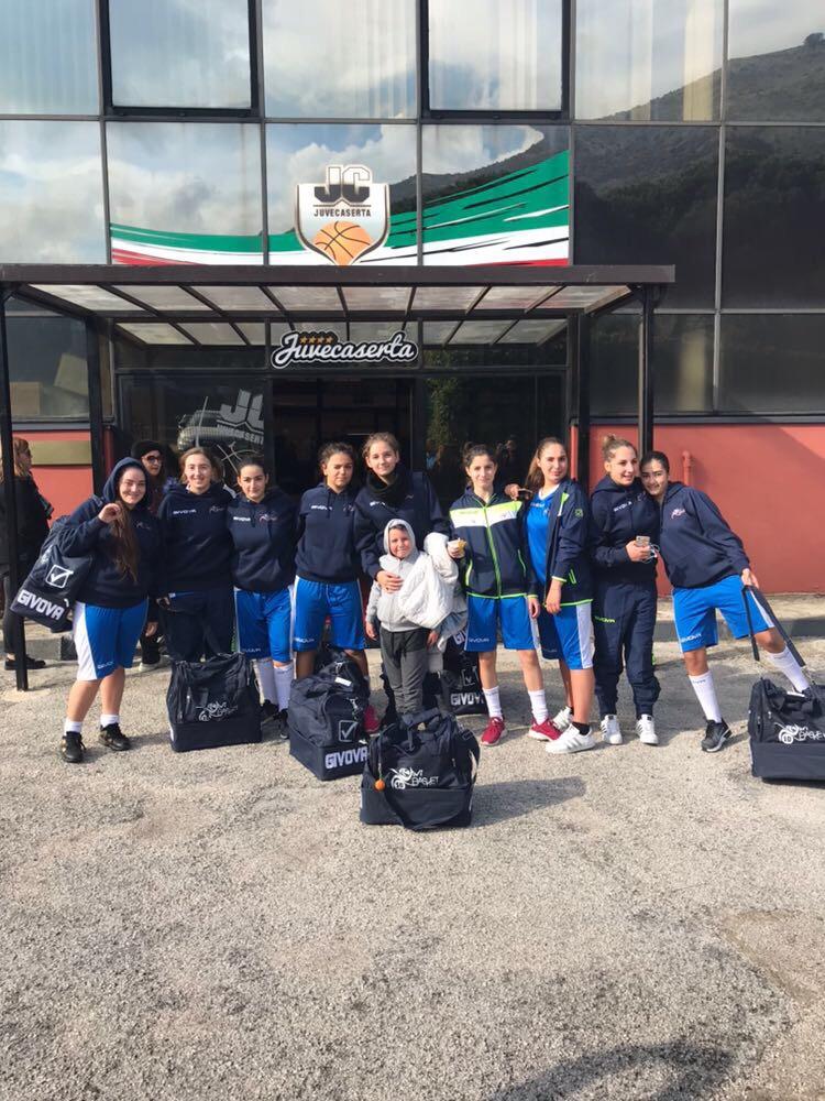 U16F: Vivi Basket sbanca il PalaMaggiò