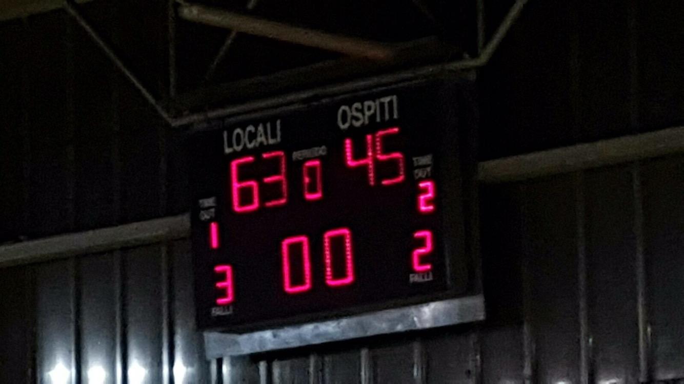 U15Ecc: Vivi Basket vince con la difesa