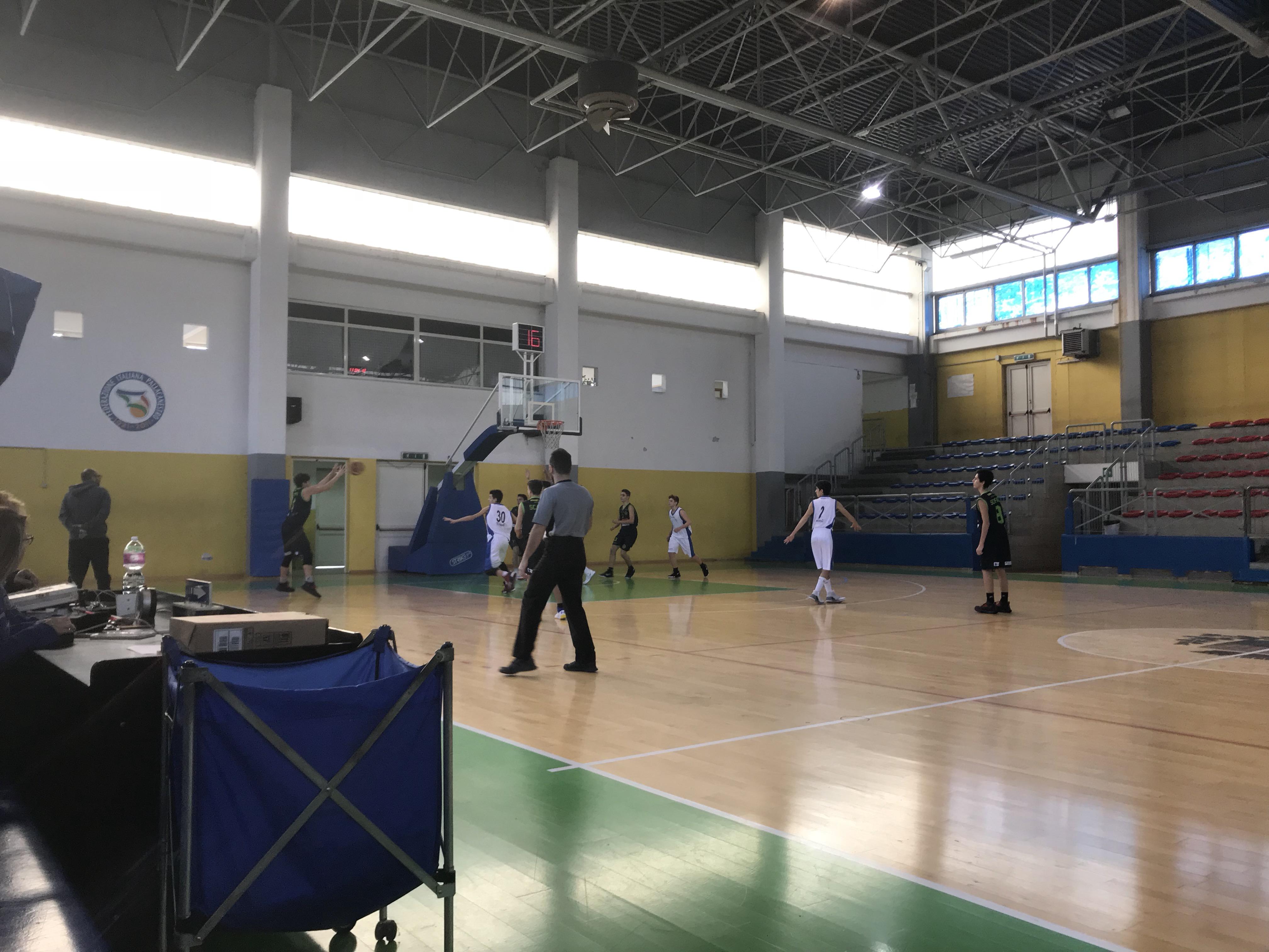U15Ecc: un'ottima Scafati vince con Vivi Basket