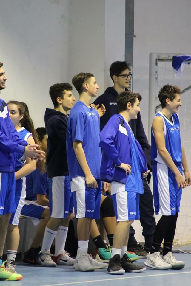U16ecc: Vivi Basket concentrata