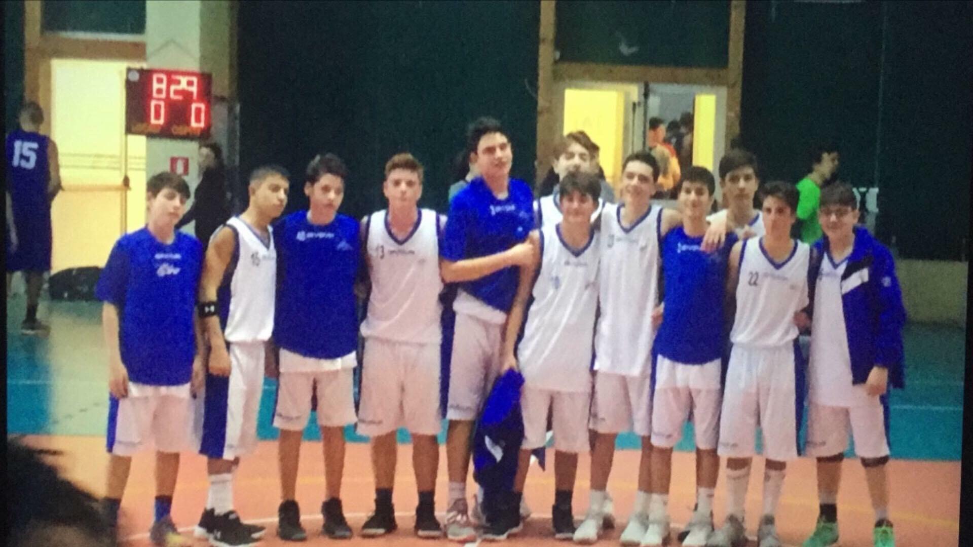 U15Ecc-Torneo In.TO Rome: Vivi Basket vittoriosa con il College Basket