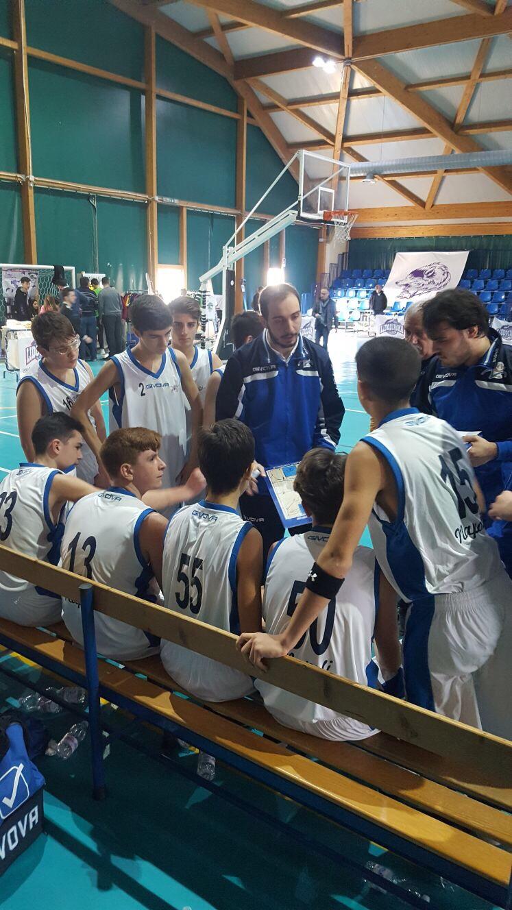 U15Ecc-Torneo In.TO Rome: Vivi Basket supera Latina