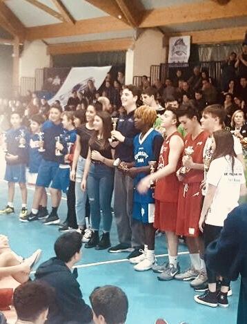 U15Ecc-Torneo In.TO Rome: Massimo Moretti nel miglior quintetto
