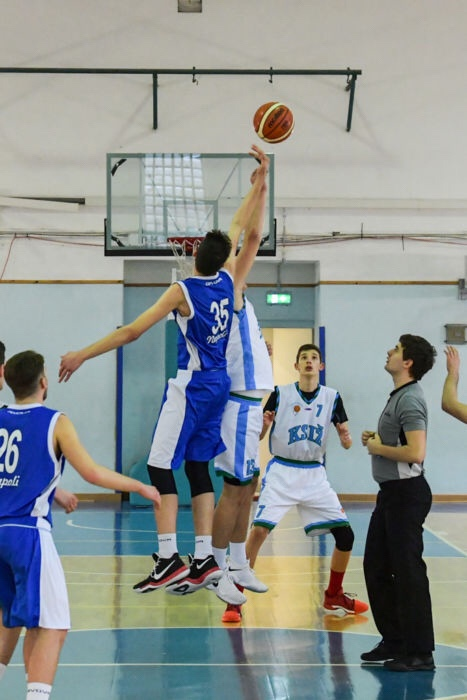 U16ecc-Memorial Tramontin: Vivi Basket cede alla One Team Forlì