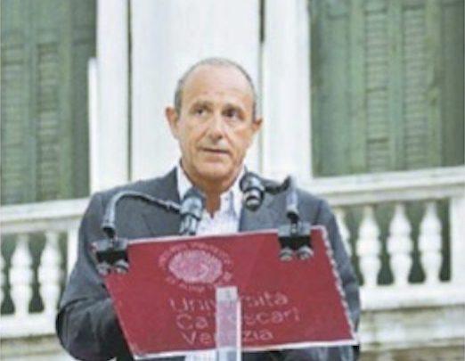 Ettore Messina parla ai neo laureati di Ca' Foscari