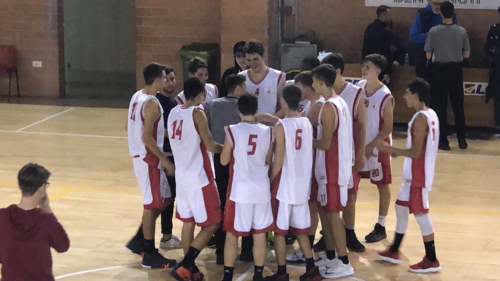 Under 16Ecc: Cercola/Vivi Basket vince il derby con Monte
