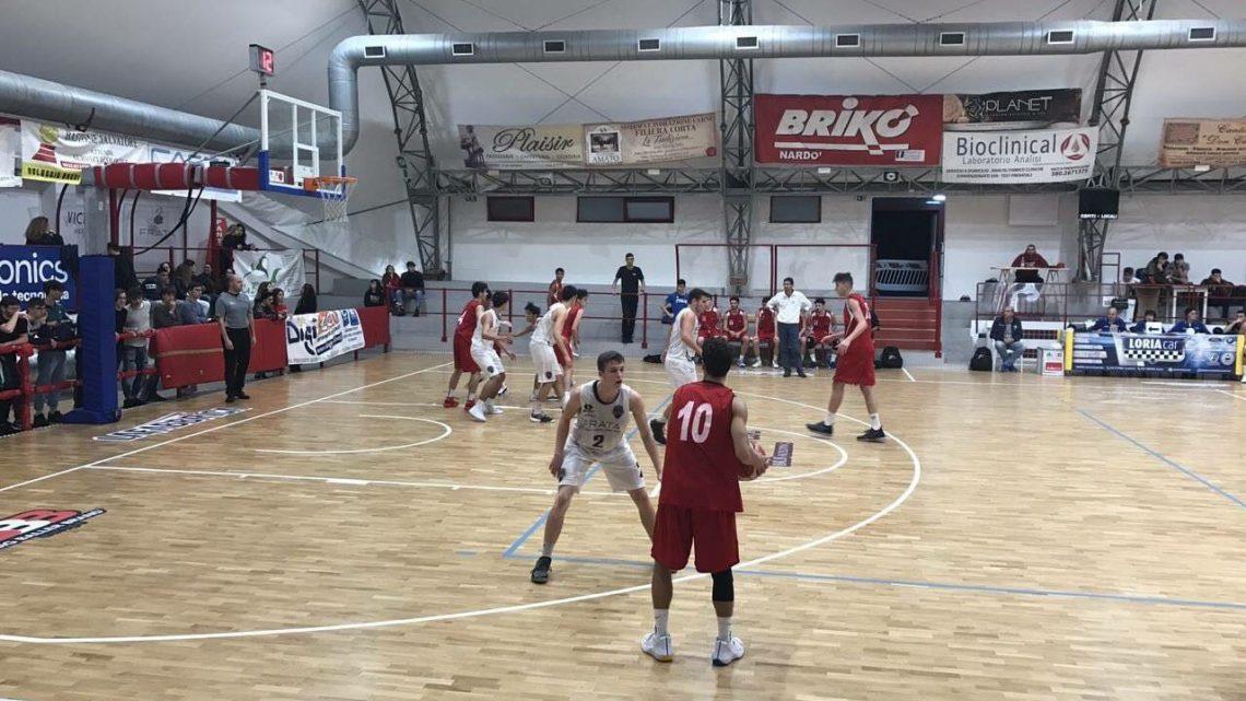 U18Ecc: Vivi Basket corsaro a Nardó