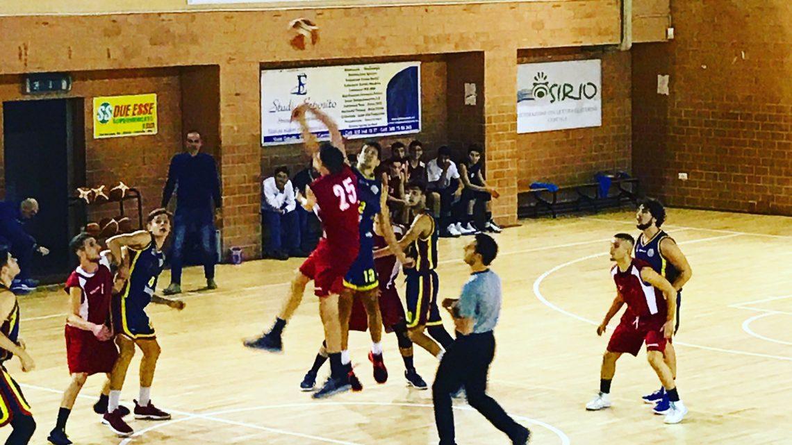 U18 Ecc:  Brindisi con merito