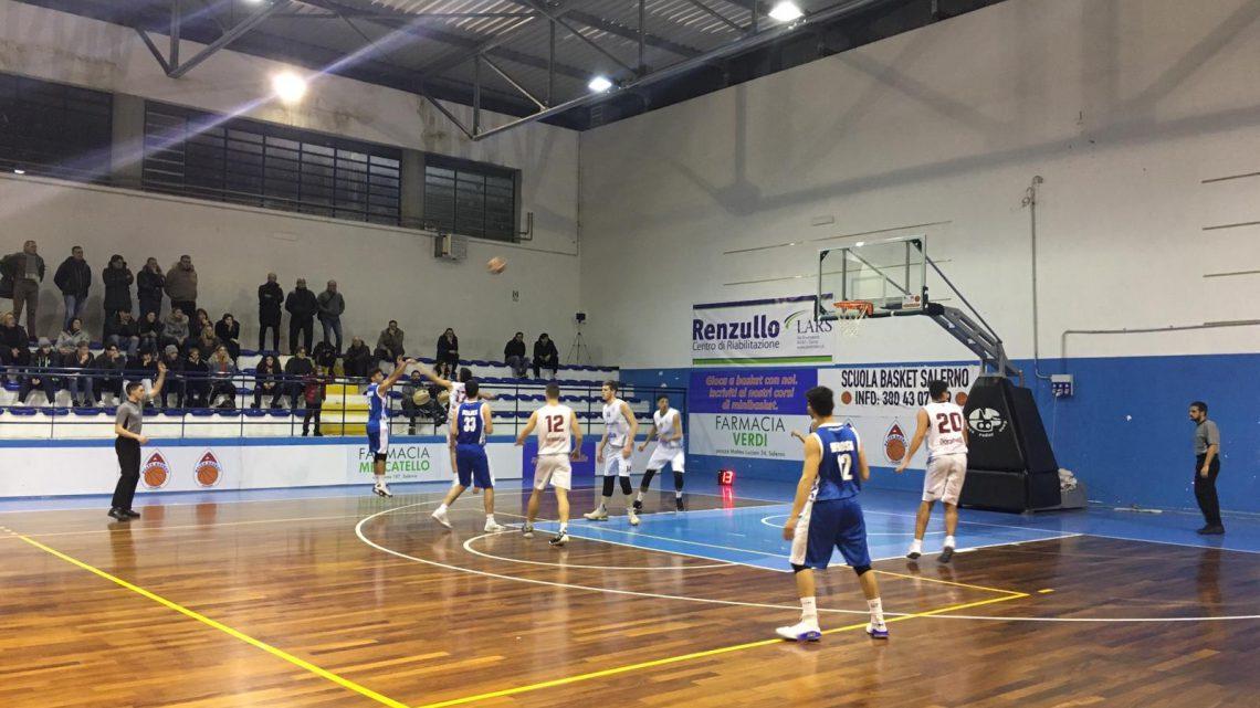 U18ecc: Una grande vittoria a Salerno per Vivi Basket/Cercola