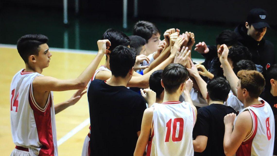 U16ecc: Cercola/Vivi Basket in crescita