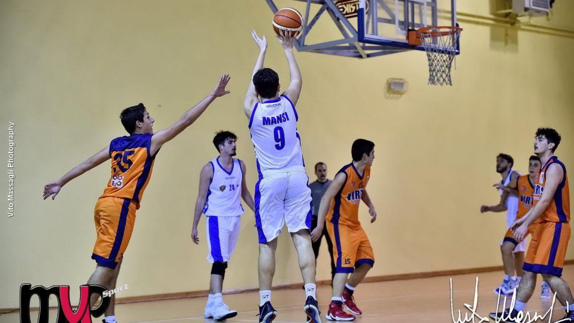 U18Eccellenza: I blue pelicans passano a Taranto