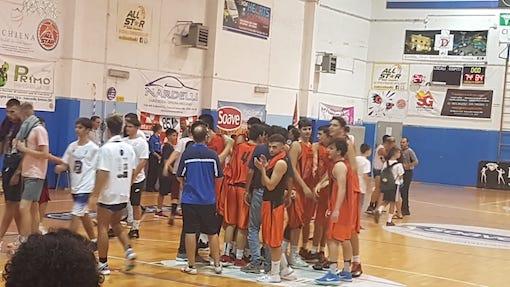 Paideia, Cercola Vivi Basket Napoli, esordio vincente a Francavilla con la DNG