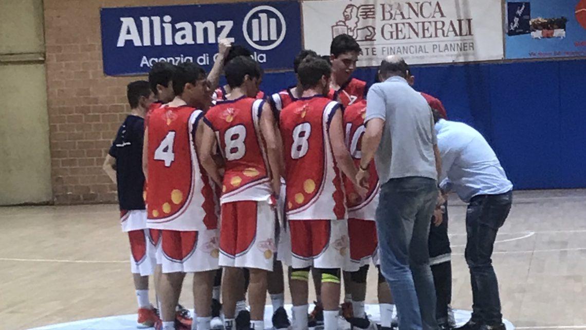 Paideia, AP Cercola Vivi Basket Napoli convincente vittoria con Rende