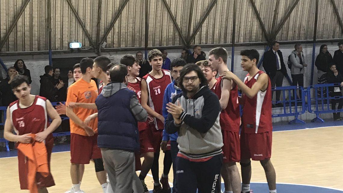 Paideia, bella vittoria a Portici per la U18 Gold