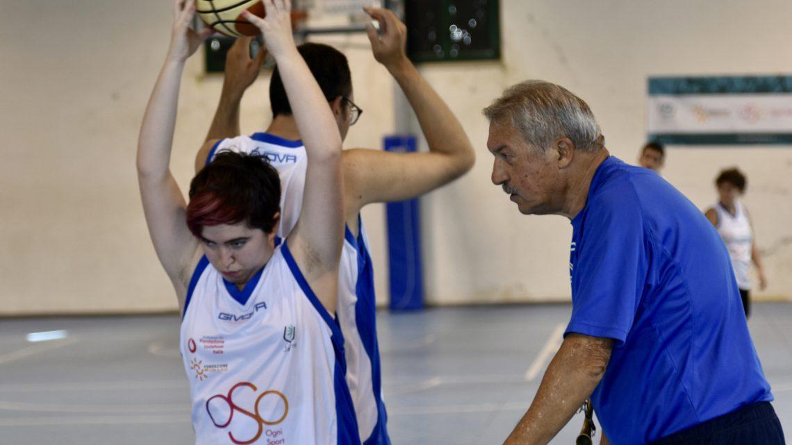 JAMME: il basket inclusivo di Cesare Covino