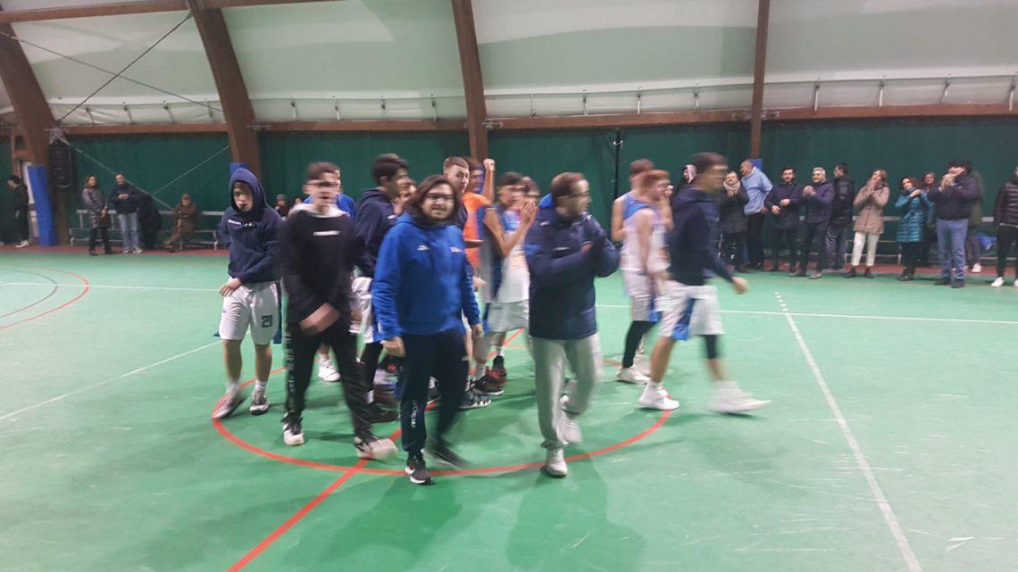 Paideia, Under 18 travolgenti con Monte di Procida