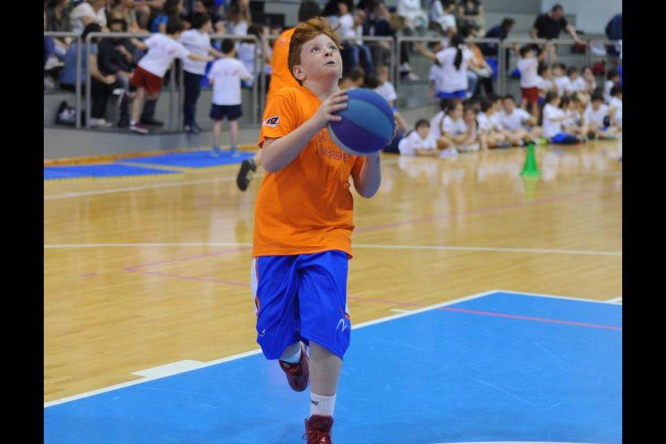 Lunedì 20 settembre al via il Mini Basket